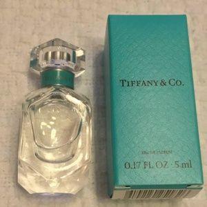 Tiffany & Co. Eau de Parfum Deluxe Mini .17 fl oz